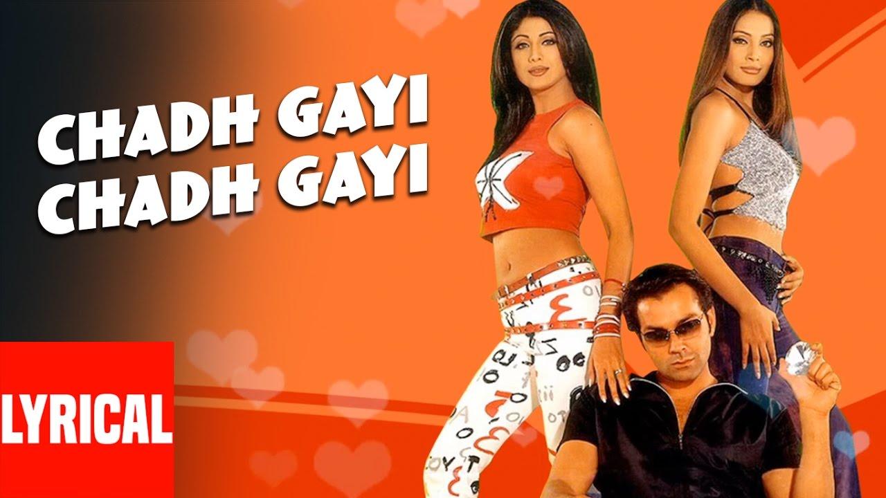Download Lyrical: Chadh Gayi Chadh Gayi   Chor Machaaye Shor   Sonu Nigam   Shilpa Shetty, Bobby Deol