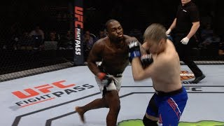 Top 5 Knockouts from UFC Ottawa Fighters
