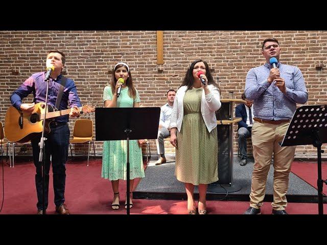 Programul  Biserica Elim Frankfurt. 19.07.2020