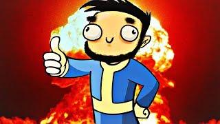 Fallout 76 ЯДЕРНЫЙ ВЗРЫВ - ЗАПУСТИЛ ЯДЕРНУЮ РАКЕТУ ОДИН!