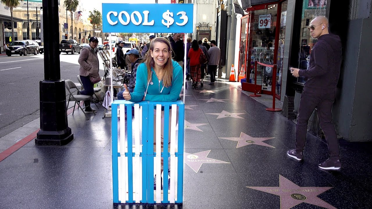 I Sell Cool on the Street