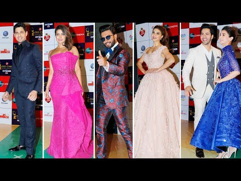 UNCUT : Red Carpet Of Zee Cine Awards 2018
