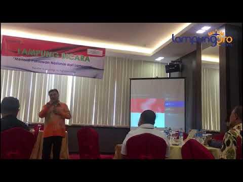 Lampung Bicara: Mendekatkan Media dengan Pembacanya