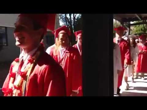 San Rafael High School's class of 2013.