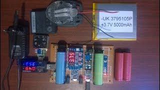ZB2L3 Тестер ємності акумуляторів до 15 вольт.