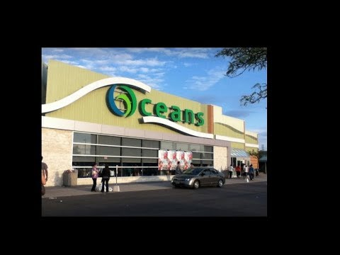 Oceans Chinese Grocery Store (چائنیز گرا سری سٹور)  In Mississauga. Ontario Canada