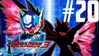 Mega Man Star Force 3: Black Ace Part 20 - Vs. Dark Phantom and Queen Tia [HD]
