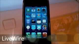 livewire: impresionante efecto al desbloquear tu idevice ios 6 iphone, ipad y ipod 2013 español
