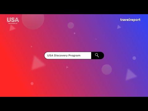 Conviértete en un mejor agente de viajes con el USA Discovery Program
