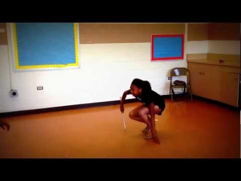 "Richwood Middle School ""Dolls"" Tryout Dance"