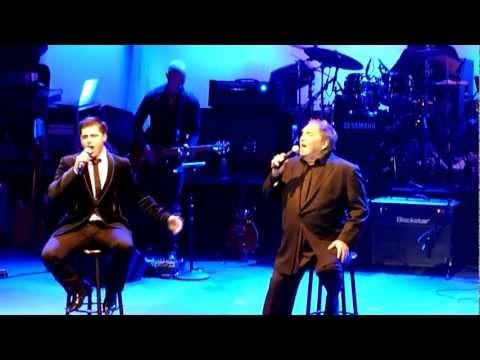 Duets 2012 - Mark Vincent & Doug Parkinson - Unchained Melody