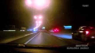 ДТП 02.01.2014 (вечер) - Волга vs. Range Rover