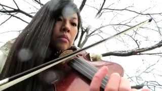 Hanging Tree James Newton Howard ft Jennifer Lawrence - Violin and Vocal cover