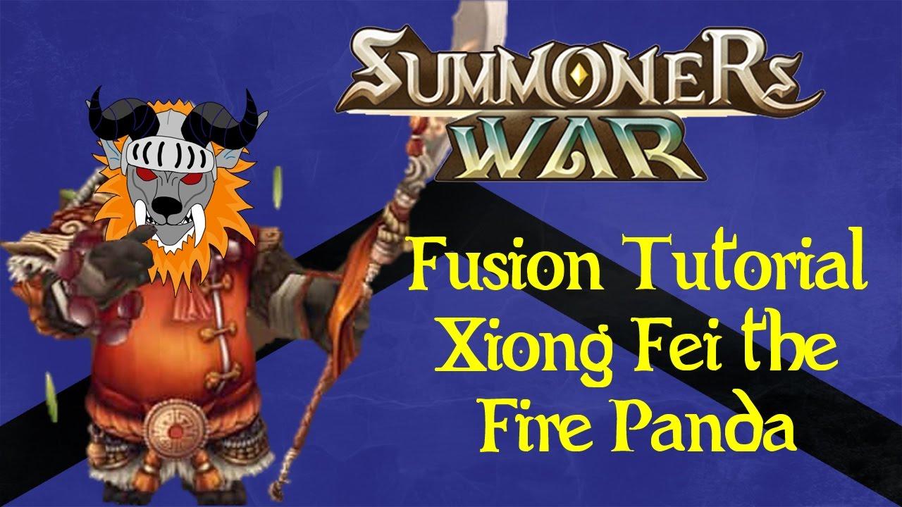 summoners war fusion tips