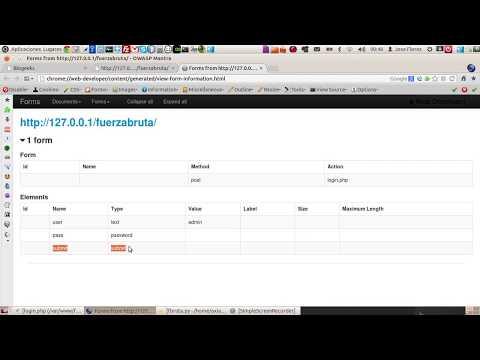 Crear herramientas de hack (Fuerza bruta con Python)