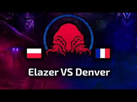 Elazer VS Denver - ZvZ - Xel Naga Finest #5 - polski komentarz