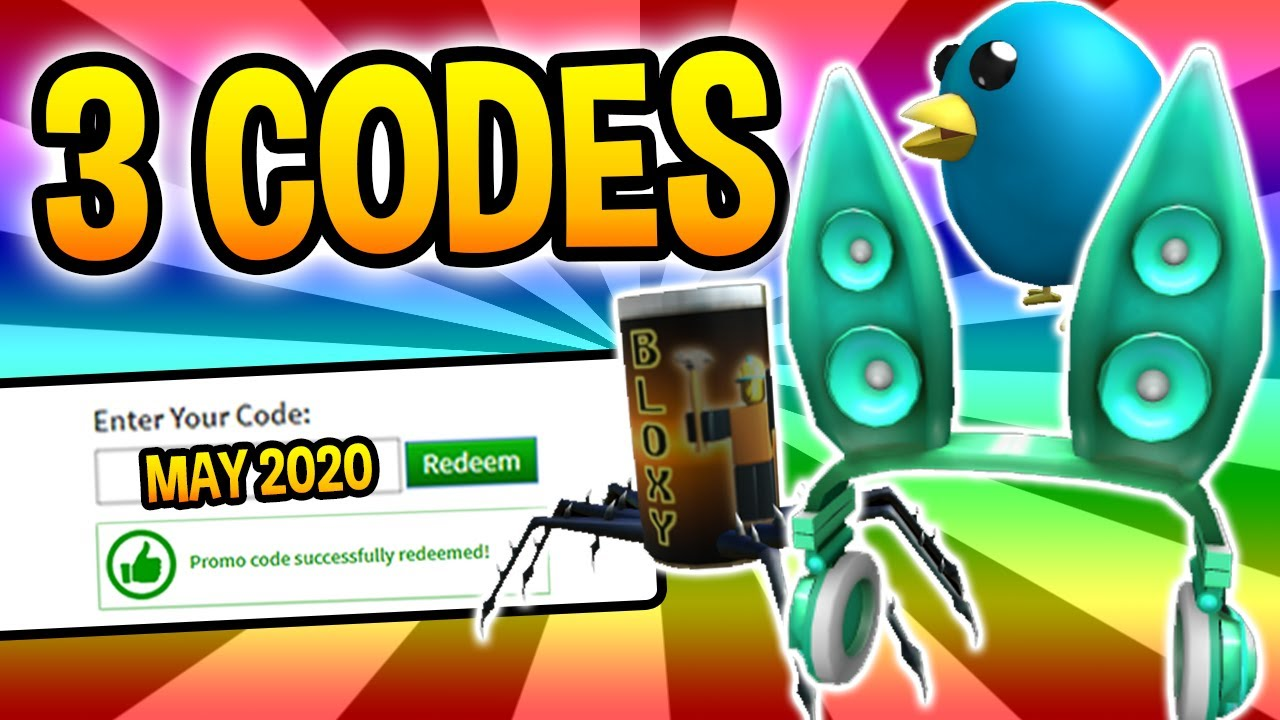 Mei Ph??ng Roblox Code New Roblox Promo Codes May 2020 Roblox Promo Codes Working Roblox Youtube