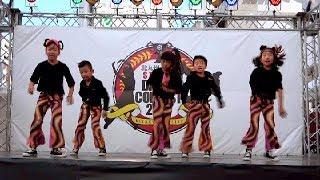 北九州市長杯 STREET DANCE CONTEST 2017 開催 バイプレイヤーズ 小学生...