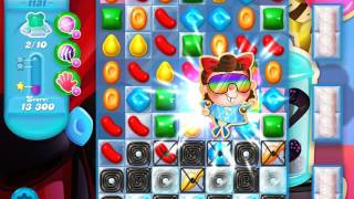 Candy Crush Soda Saga Level 1131 (buffed, 3 Stars)