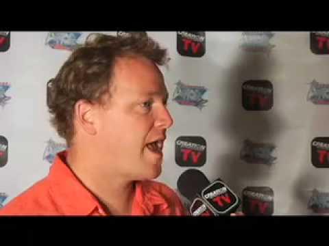 Robert Duncan McNeill at STAR TREK LVEVENT2008