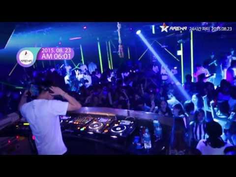 Club Arena, Seoul [24 Hour Party]
