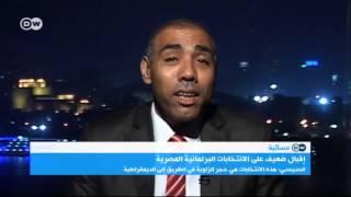 ايمن سمير :سوف يكون للبرلمان المصري الشرعية الكاملة    المسائية