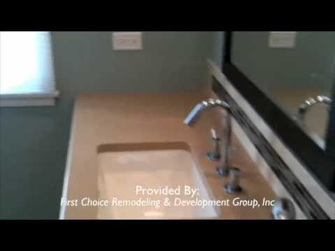Arlington Heights, Illinois Master Bathroom Remodel