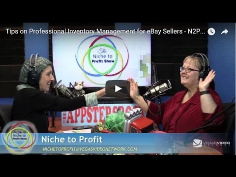Tips on Professional Inventory Management for eBay Sellers    N2P #031