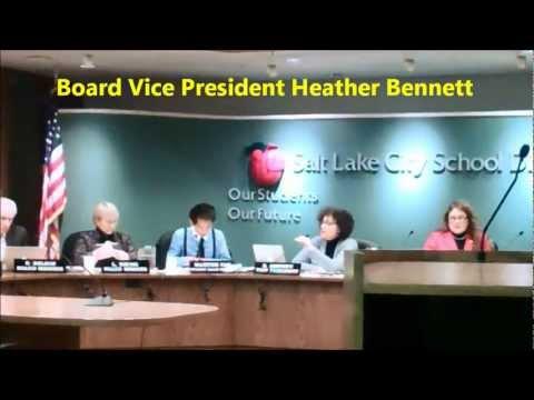 Salt Lake City School Board is NOT Following State Election Law