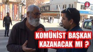 Tunceli Yerel Seçim Anketi . Tunceli'yi Komünist Başkan Kazanacak mı ?