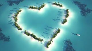 Острова влюбленных Мальдивы