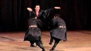 Dance of the Kalmyk - Moiseyev Dance Ensemble - Russia - HQ