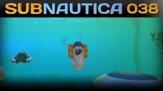 Subnautica [038] [Signale setzen] [Let's Play Gameplay Deutsch German] thumbnail
