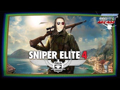 RazörFist Arcade:  SNIPER ELITE 4