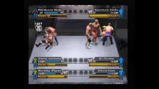 WWE Smackdown vs Raw PS2 Royal Rumble