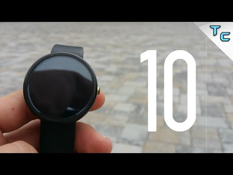 Top 10 Free Apps & Games For Android Wear