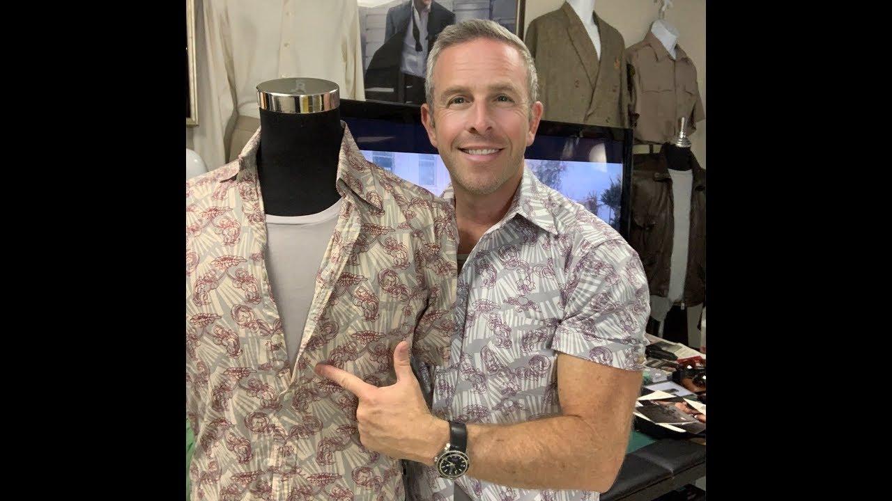 The Frugal Bond Madagascar Shirt