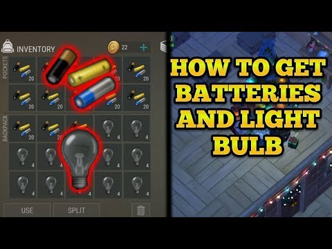 BEST WAY TO GET BATTERIES AND BULB + FINISHING CHRISTMAS TREE | LAST DAY ON EARTH : SURVIVAL