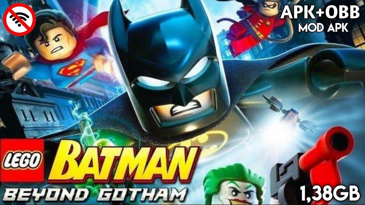 Download Lego Batman Beyond Gotham Mod Apk Semua Karakter ...