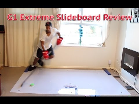 G1 Extreme Slide Board Detailed Video Review & Overview UK ...