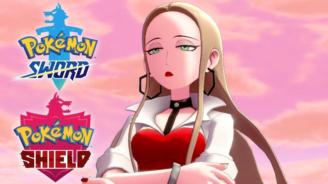Pokemon Sword And Shield Gigantamaxing New Pokemon And Characters