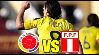 Colombia vs Perú 2-0 RESUMEN COMPLETO HD // Eliminatorias 2015