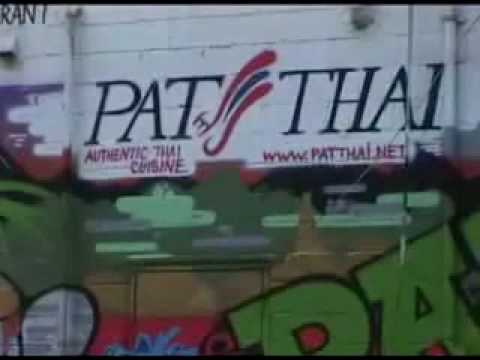 Pat Thai Restaurant Morris County NJ – Mural Video with Music