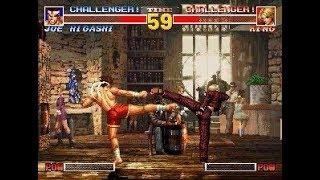 [TAS] Joe VS King (KoF '95)