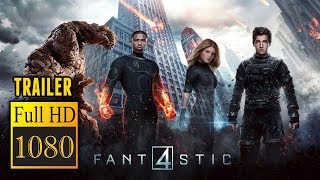 ???? FANTASTIC FOUR (2015) | Full Movie Trailer in Full HD | 1080p