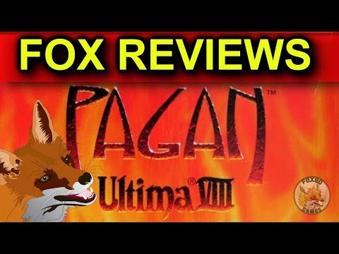 Fox Reviews | Ultima VIII:  Pagan
