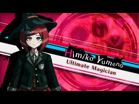 Danganronpa V3  Himiko Yumeno Free Time Events