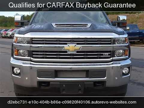 2019 Chevrolet Silverado 2500HD LTZ New Cars - Charlotte,NC - 2019-03-02