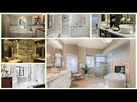 20+ Best Transitional Bathroom design ideas p1