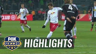 Video Gol Pertandingan Borussia Monchengladbach vs RasenBallsport Leipzig